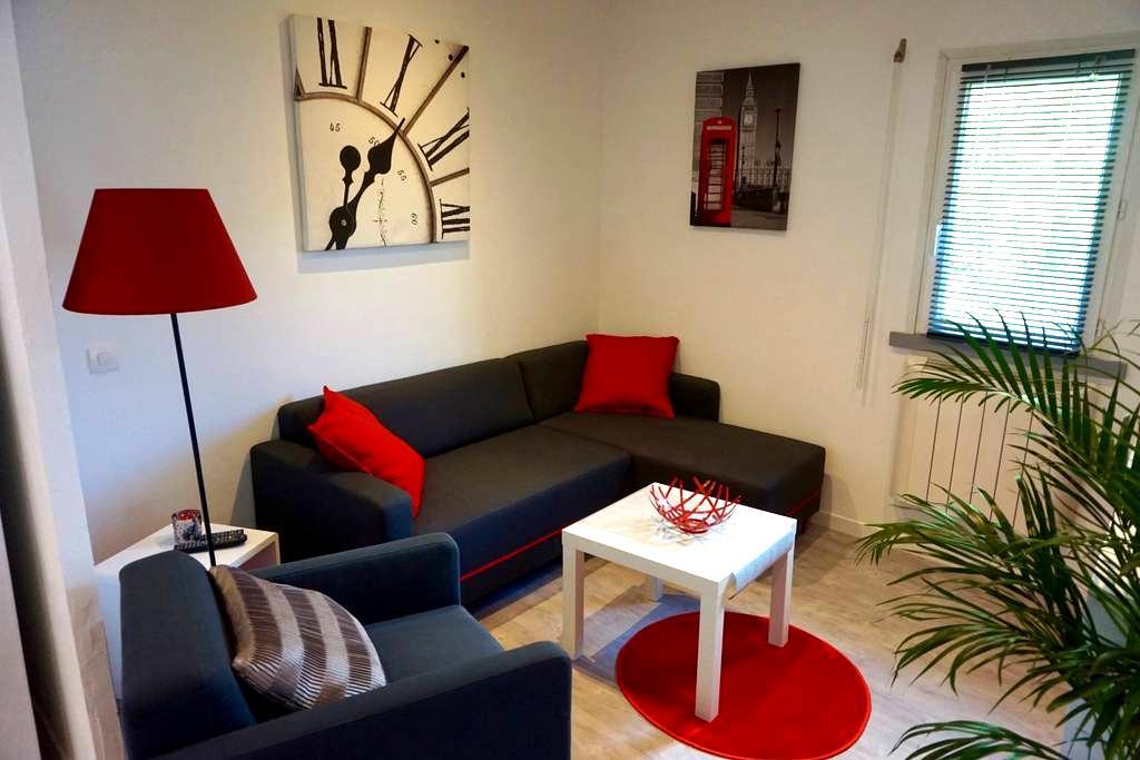 Maison 2 chambres avec terrasse - Монпелье - Дом