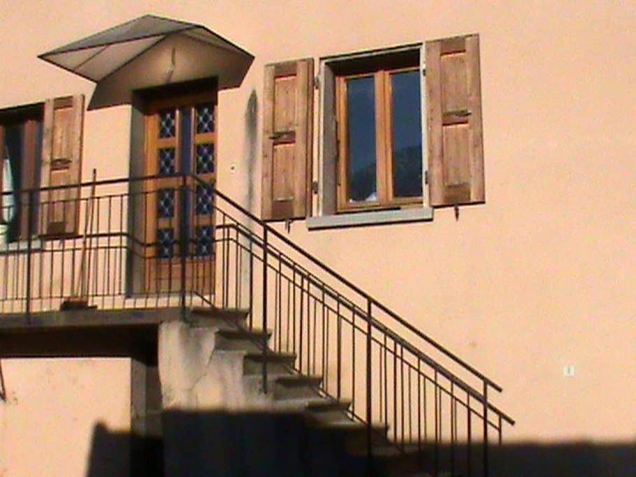 maison en moyenne montagne - Saint-Pierre-d'Allevard
