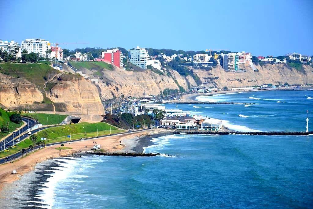THE Place to Stay in Barranco Lima - Distrito de Barranco