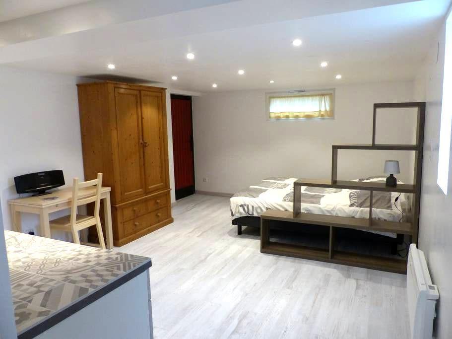 Studio rénové au calme - Urmatt - Apartment