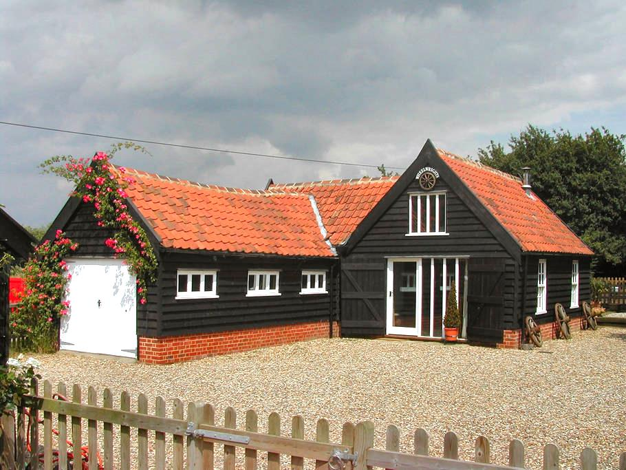 Wheelwrights Cottage - Kersey