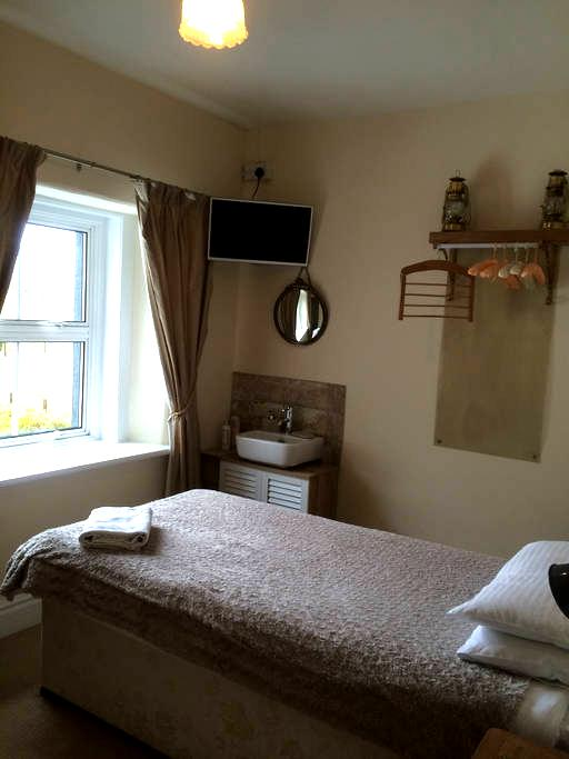 Lovely single room with a view - Troutbeck  - Bed & Breakfast