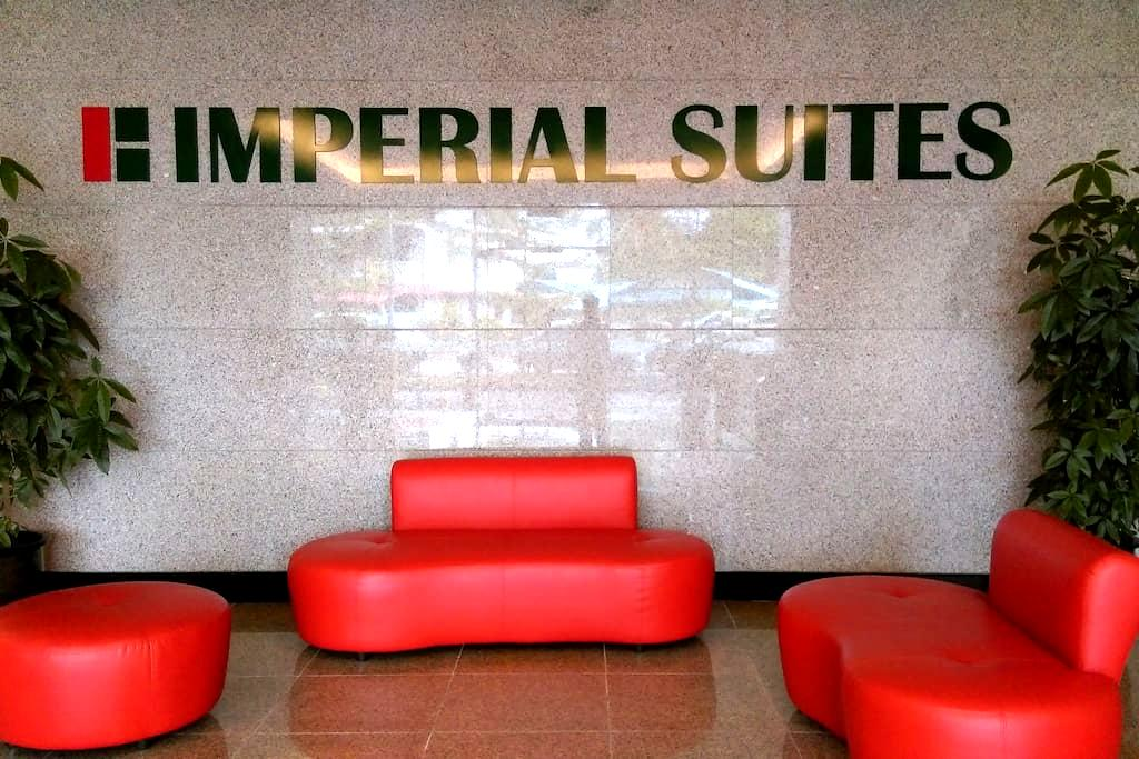 Imperial Suites: Robin Homestay 2 ;皇家套房:罗宾民宿2 - Kuching - Departamento