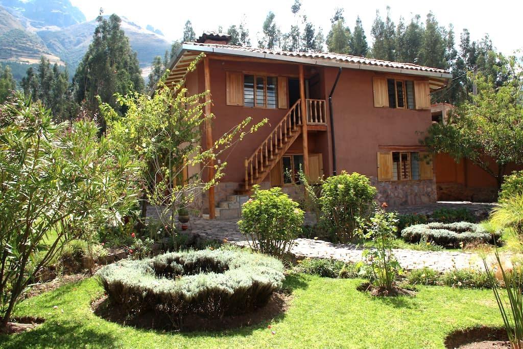 Casa en el Valle Sagrado de Cusco - Calca - Casa