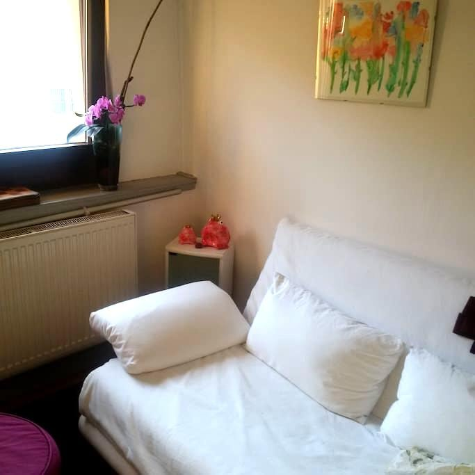 Haus Hibiscus: room in the Middle of Aschaffenburg - Aschaffenburg - Rumah