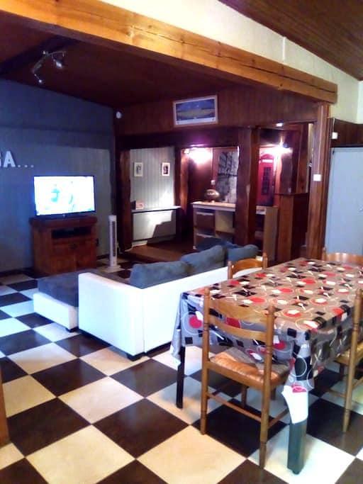 agréable maison de village - Saleilles - Casa