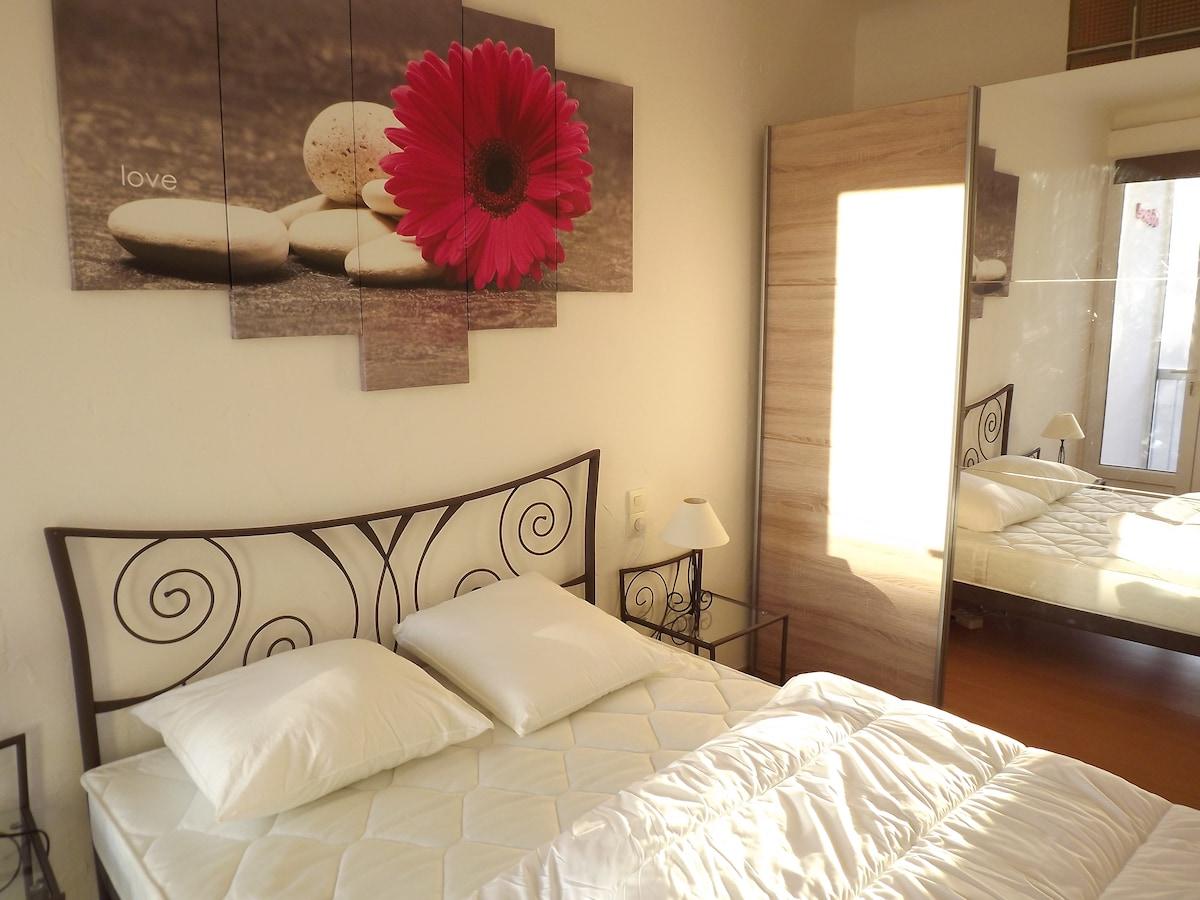 Charmant appartement port de Mèze