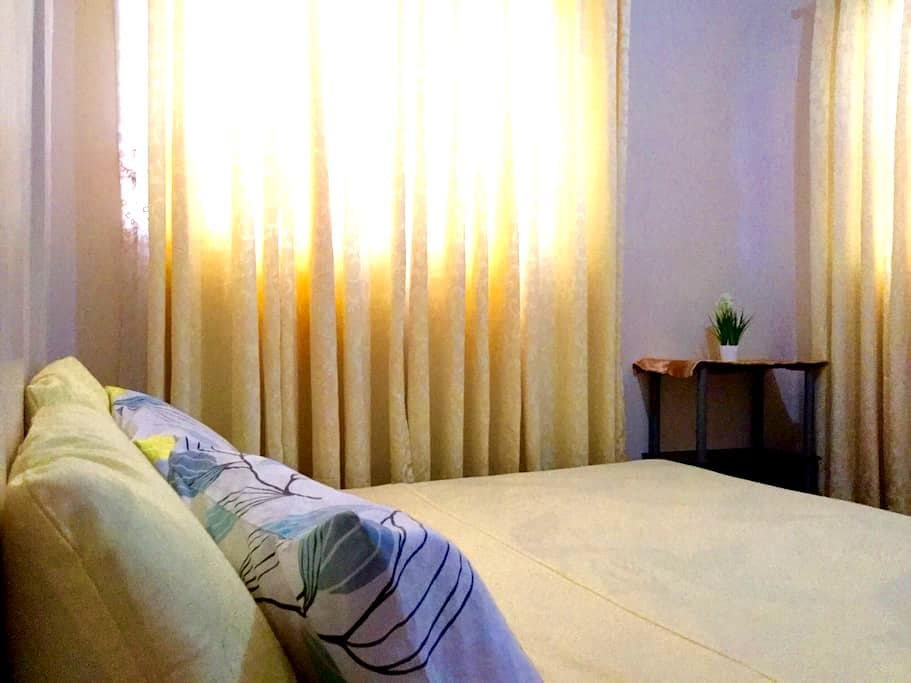 Charming 2BR Unit + STRONG WIFI! - Davao City