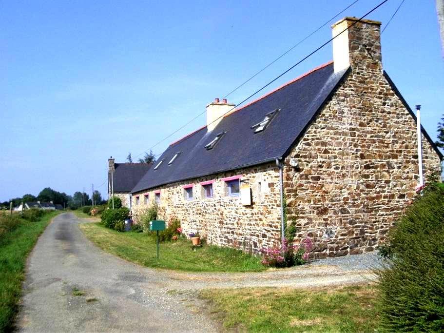 Gite GRAND CONFORT proche de la mer - Plouëc-du-Trieux - Talo