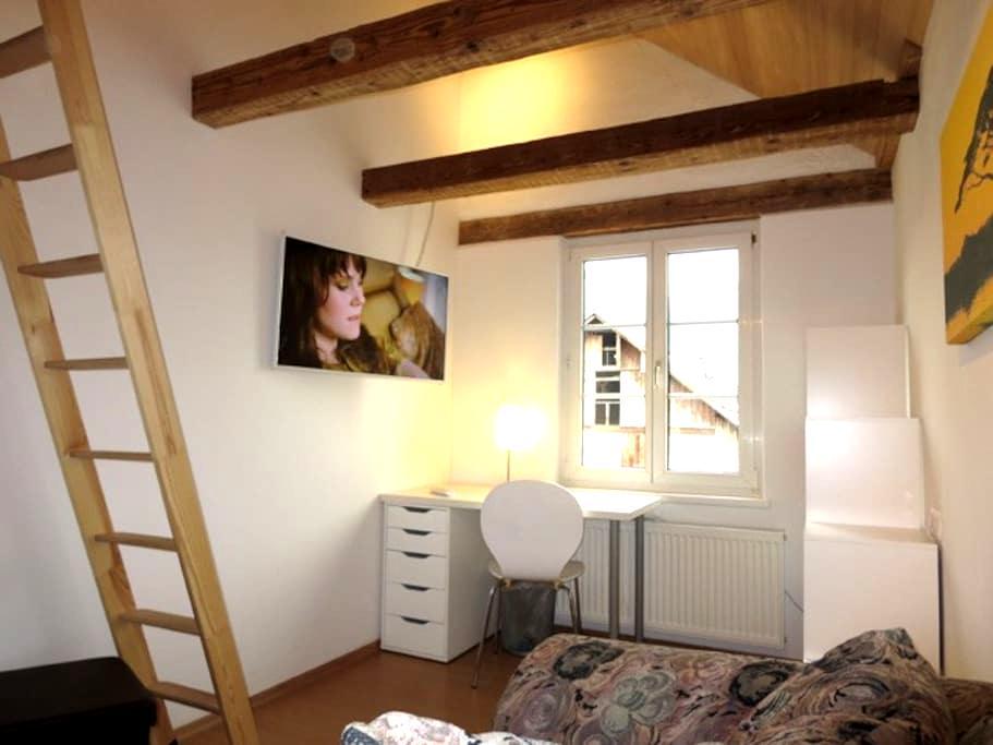 Zimmer zentral ruhig Wohngemeinschaft WG Dornbirn - Dornbirn - House