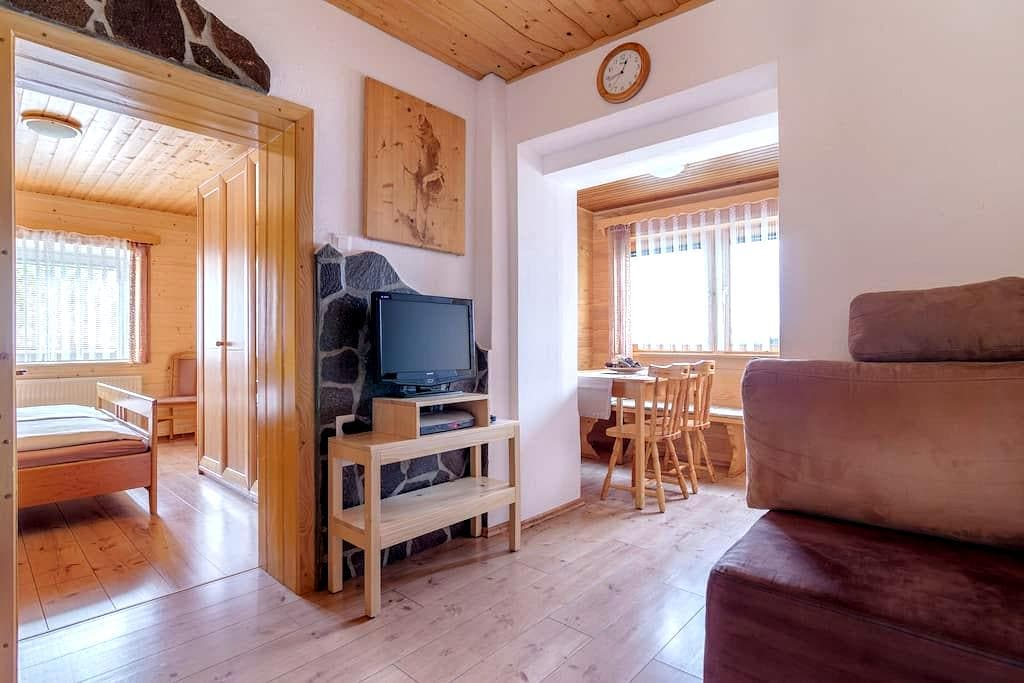 Alp apartment near Lake Bohinj - Ribčev Laz - Appartement