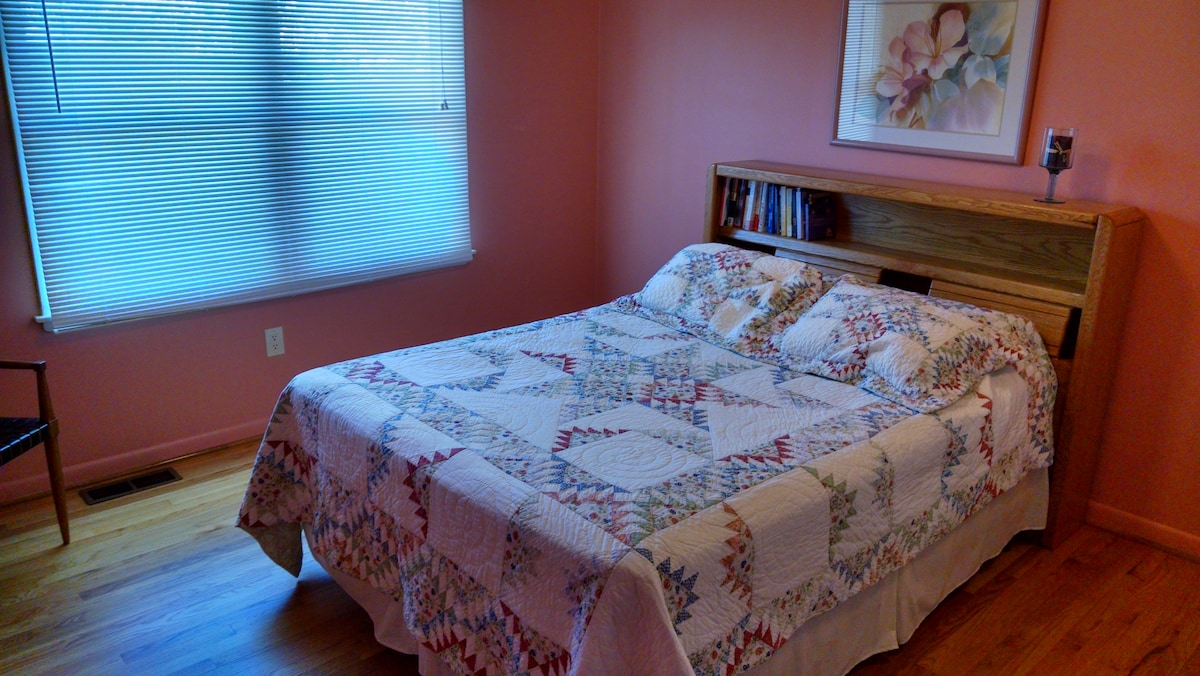 Comfy Quiet Home near I-81 / JMU