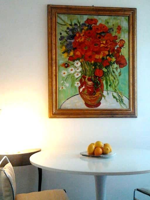 Mamre Central Studio wifi at Park - Milán - Apartamento