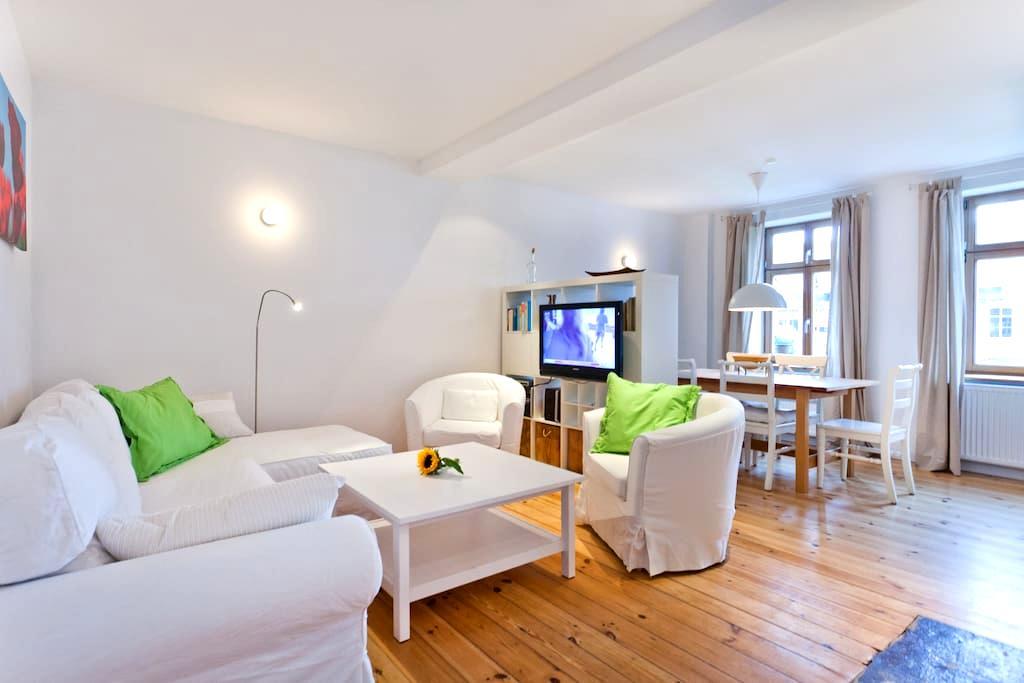 Ferienhaus Villa Luna - Sassnitz