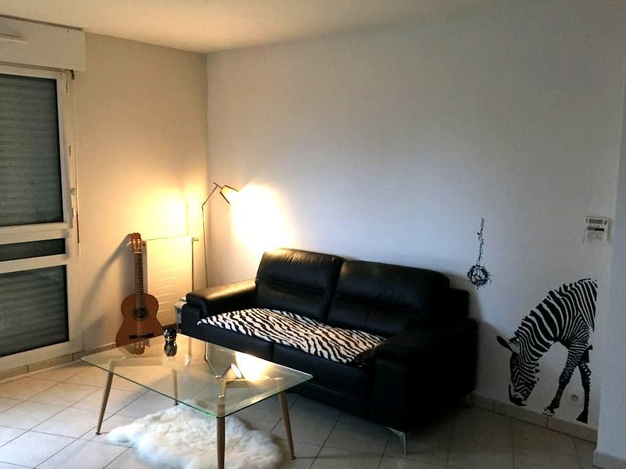 Appartement Confortable et Calme - Poissy - Lägenhet