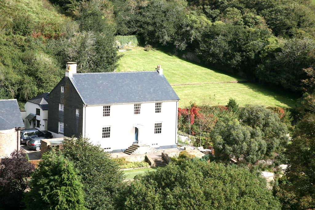 Beautiful farmhouse near beach - Slapton