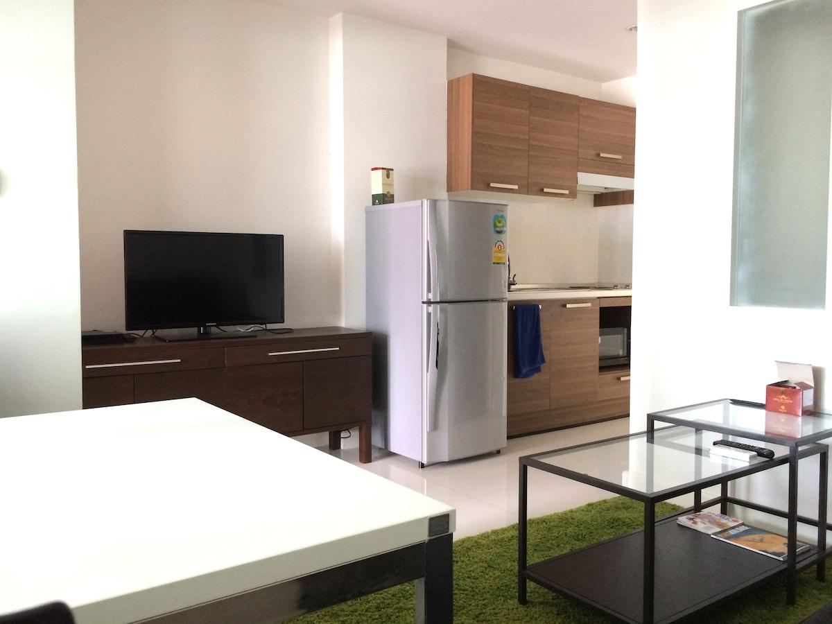 1 Bedroom in Bangkok Center, Silom