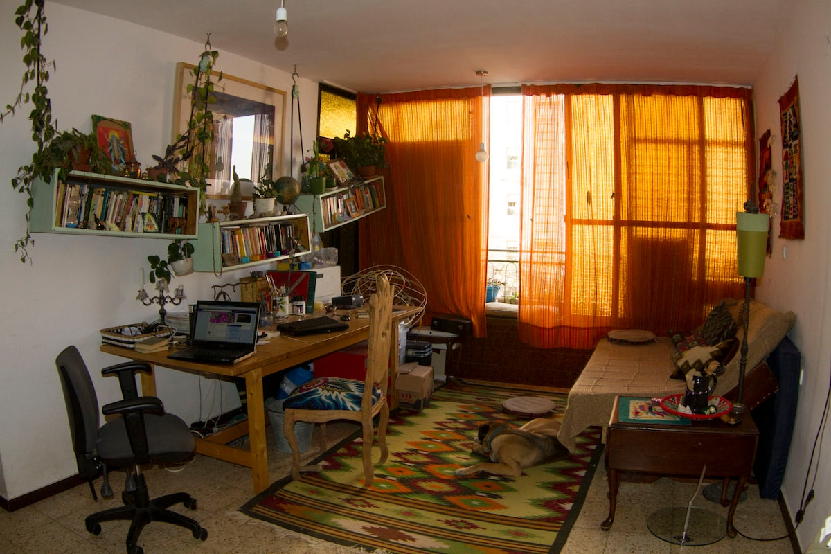 The coolest appartment in Jaffa