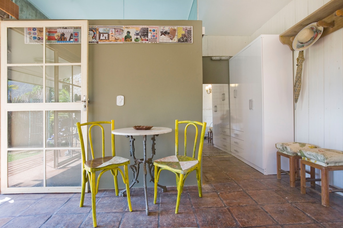 Independent suite inside nature RIO