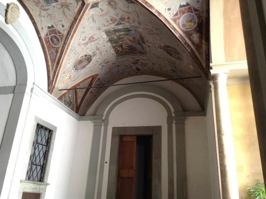 Loft in centro ex convento del '500 - Florencia - Loft