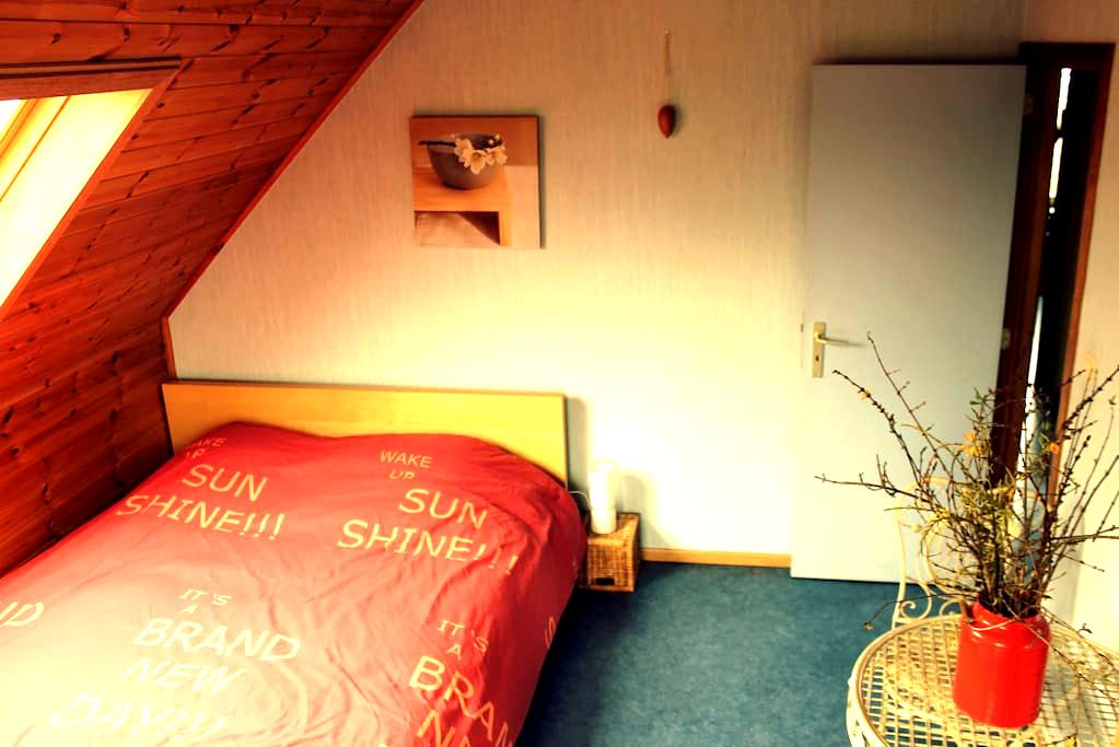 Gezellige kamer - Gent - Rumah