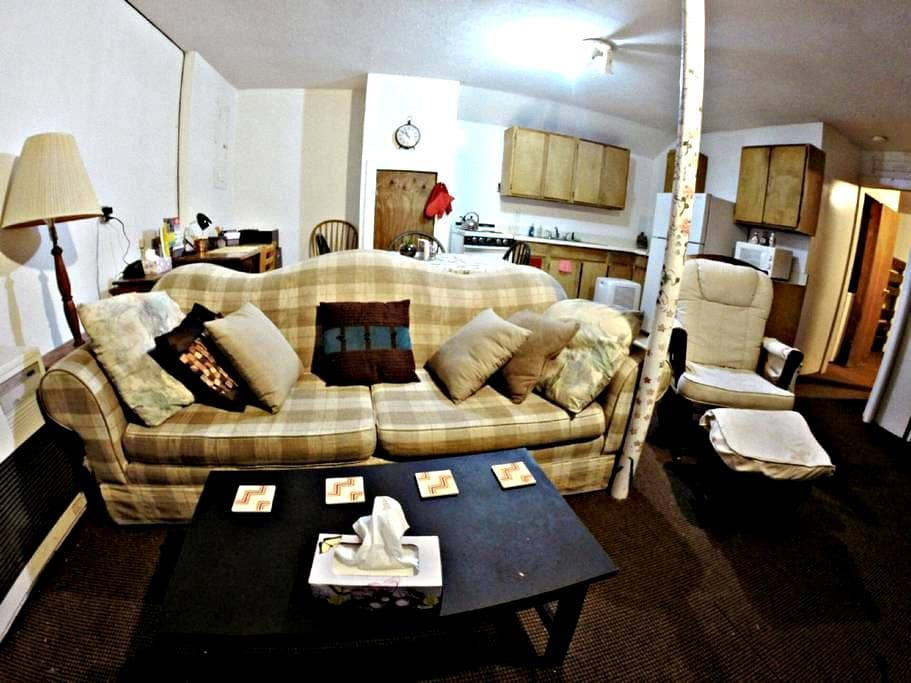 Mountain Apartment in Weaverville, near Asheville - Weaverville - Apartamento