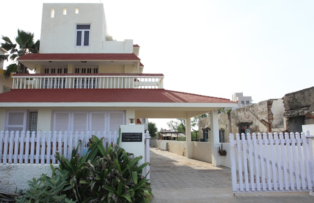 Sea Facing Room - Chennai