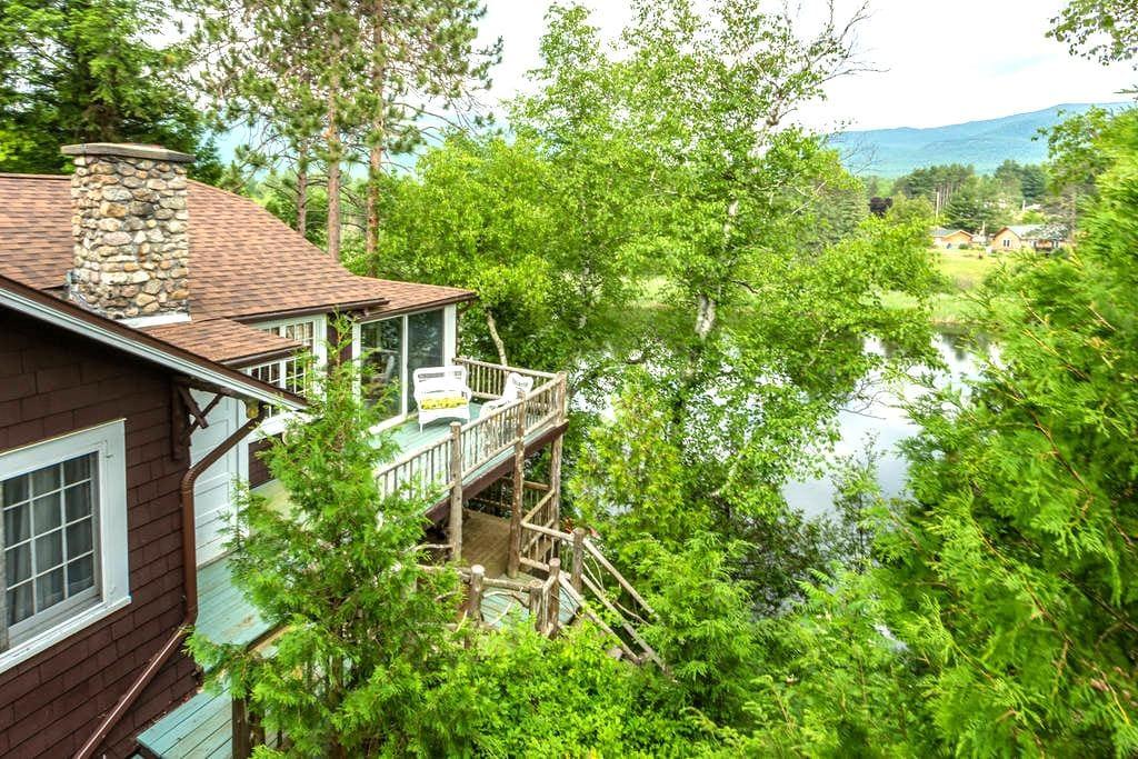 Adirondack River Get Away - Wilmington
