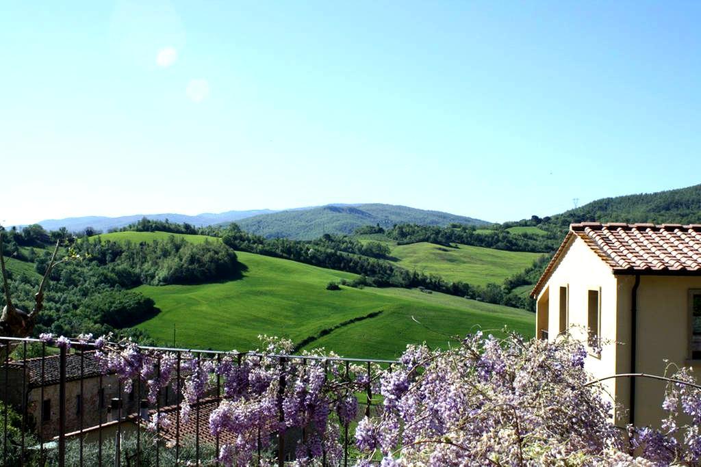 Tenuta Rocca di Sillano - in the heart of Tuscany - San Dalmazio