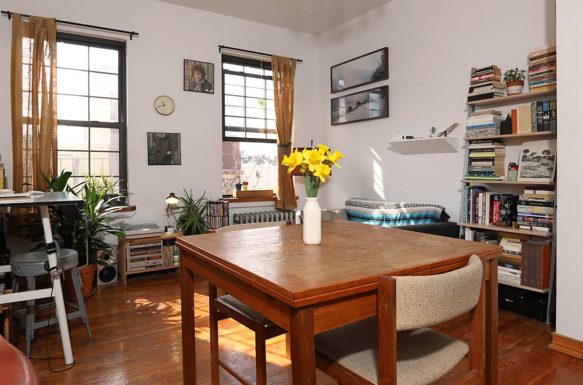 Sweet 1BD Greenpoint Apartment