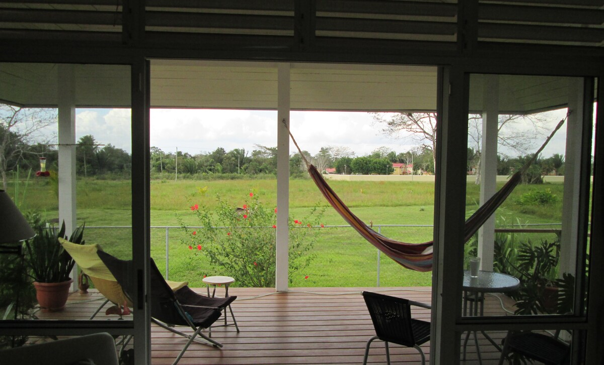 Ecofriendly Tropical Living