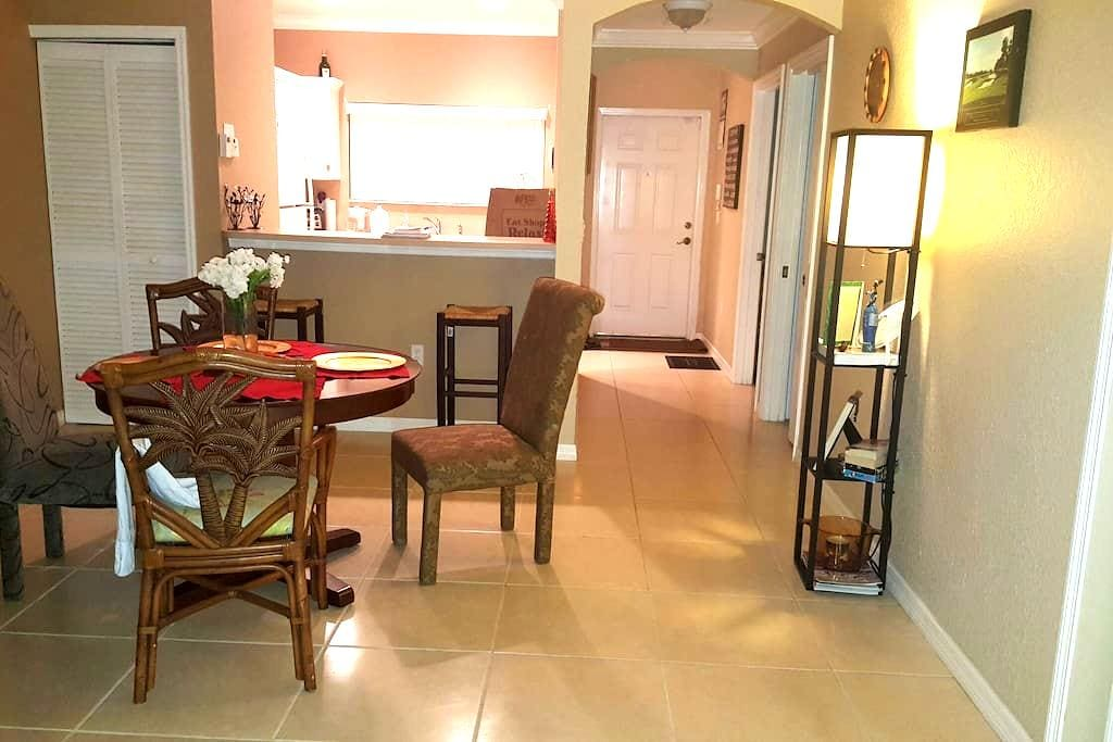 S.Florida Private Room and Bath - Pembroke Park - Bed & Breakfast
