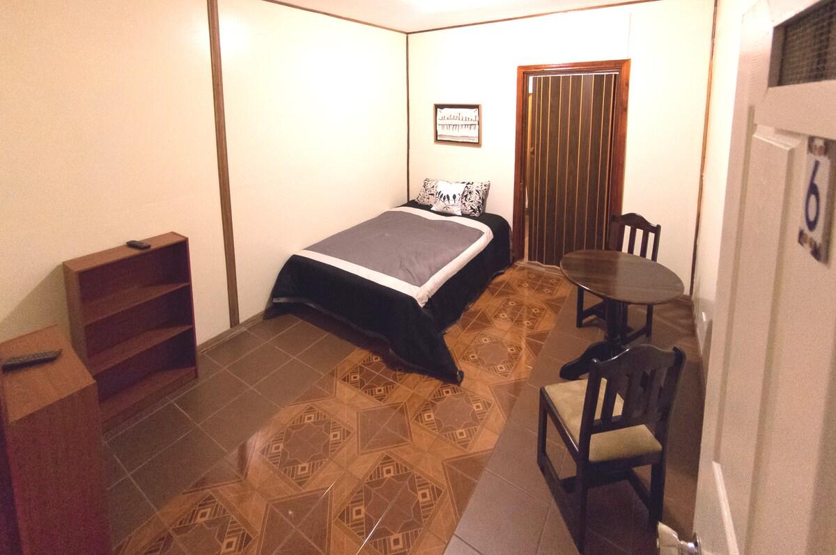 Posada Amon VI  Lugar historico.