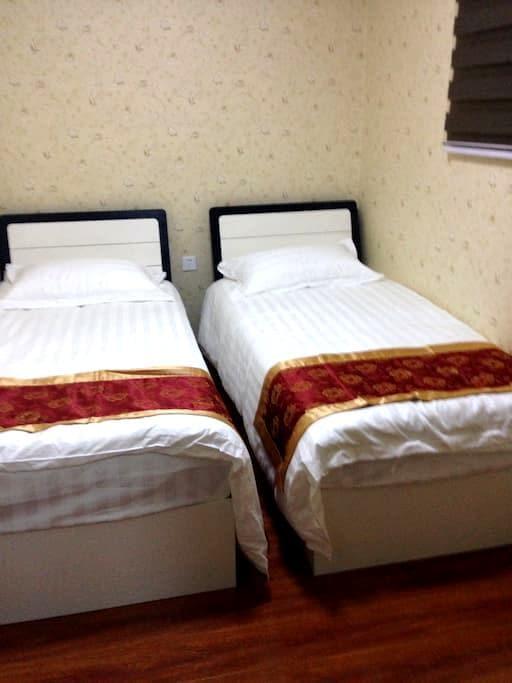 毗邻哈尔滨最繁华的中央大街的高端家庭房出租 - 哈尔滨市 - Appartement