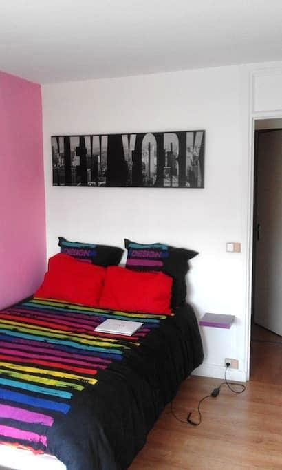 Welcome chez Nita - Bagneux - Daire