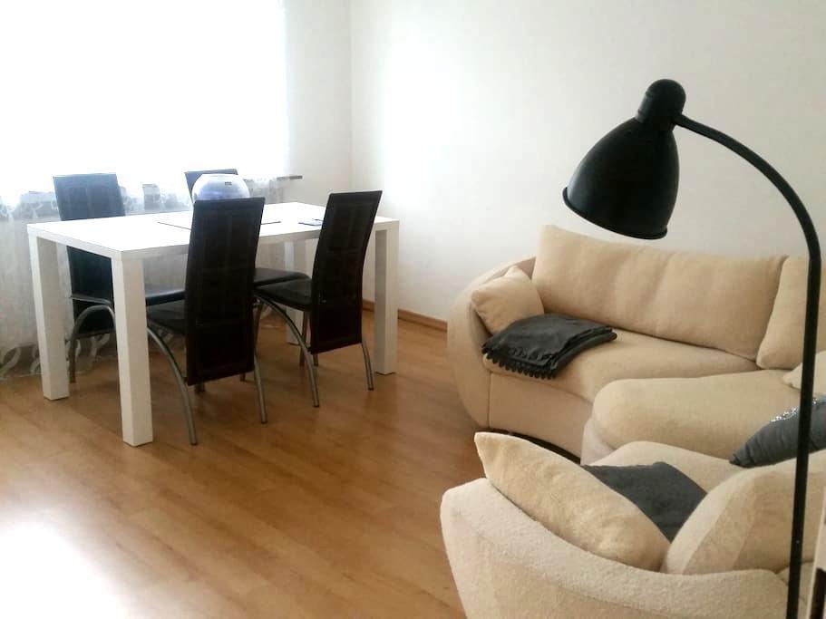 3-Zi-Wohnung im Grünen - Bremen - Apartamento