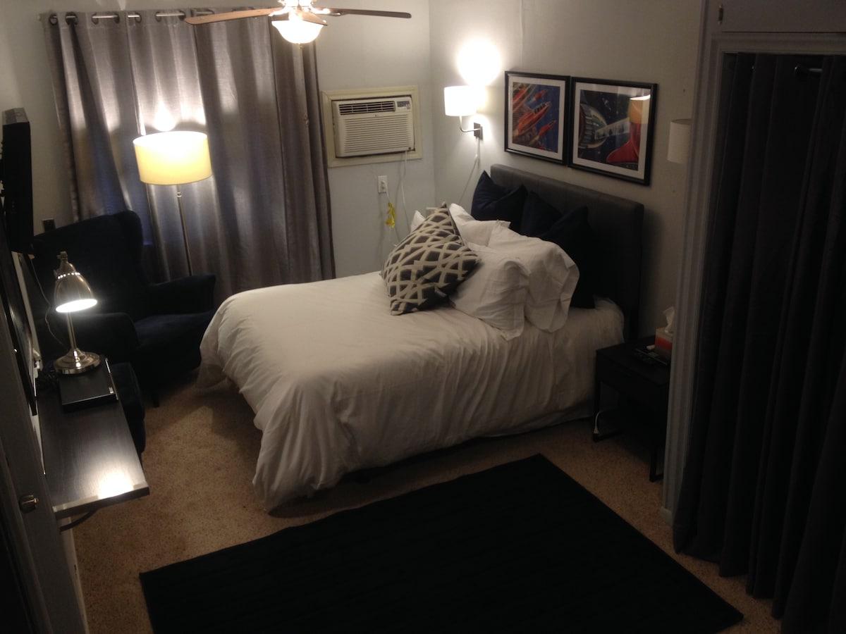 Guest Quarters/Efficiency Apartment