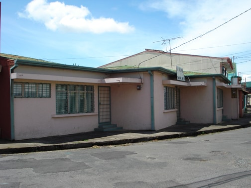 House in Guadalupe, Novacentro.