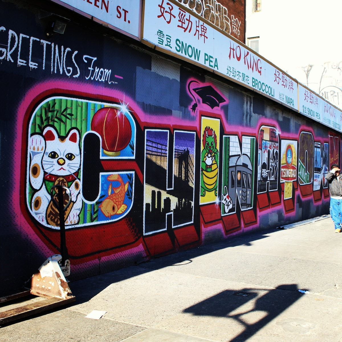 Chinatown Lower East Side Art Flat