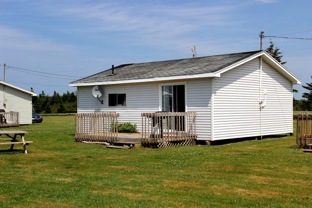 Cottages on PEI- 3 Bedroom - Albany - Cabana