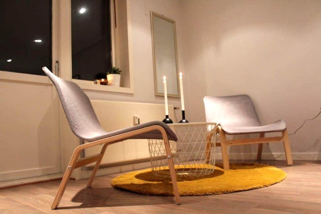 Modern living in heart of Bergen - Bergen - Apartment
