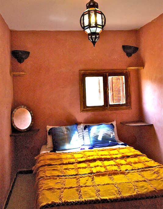 Bienvenue à Hôtel Chellal d'Ouzoud - ouzoud - Bed & Breakfast