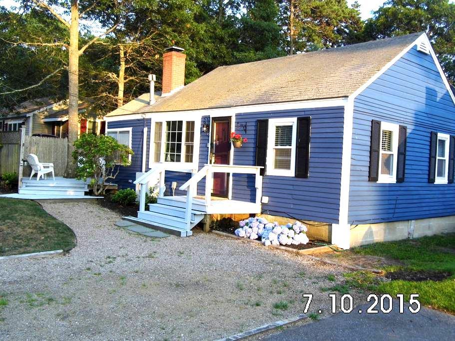 Cape Cod/ Beaches/Golf/Business/Dog Friendly - Yarmouth - Rumah
