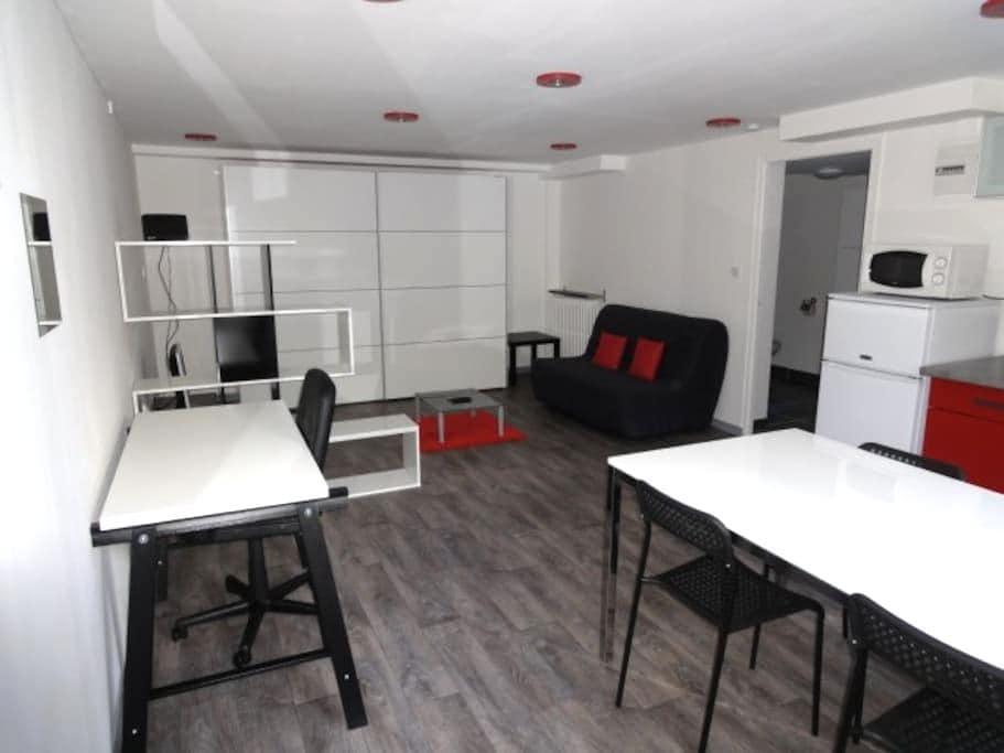 Studio proche de Caen - Hérouville-Saint-Clair