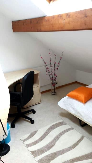 Petite chambre dans une maison - Onex