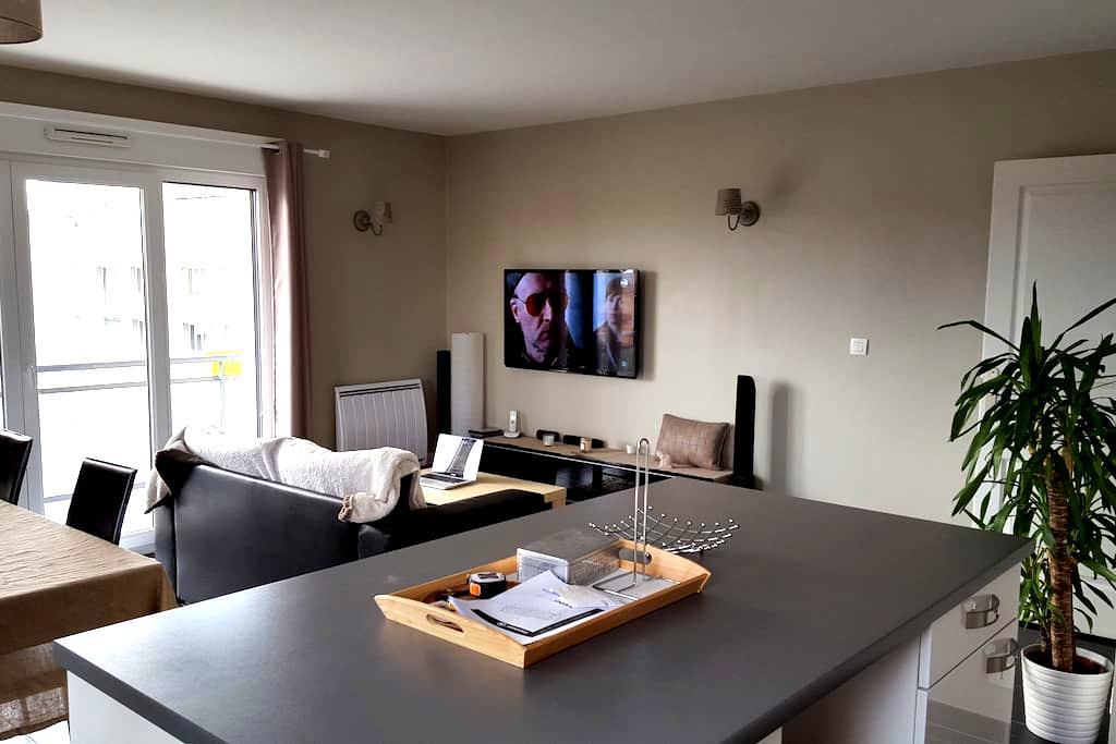 Appartement, 63m2 Cosy, Chaleureux - 卡昂