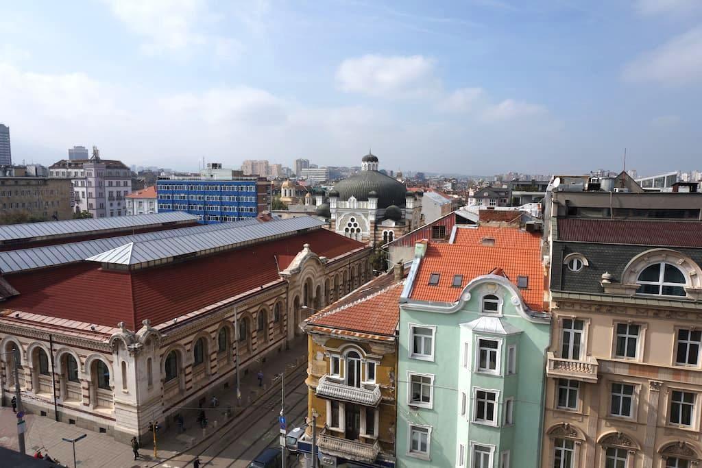 Largo  Sofia  Top View Apartment - Sofia - Apartment
