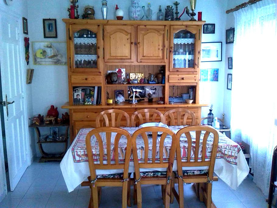 Family-friendly House in a small town near Segovia - Madrona