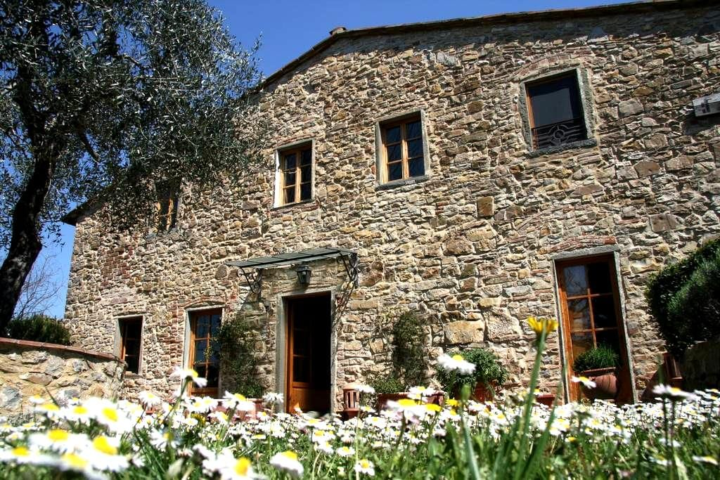 B&B dans le coeur du Chianti - Greve in Chianti - Bed & Breakfast