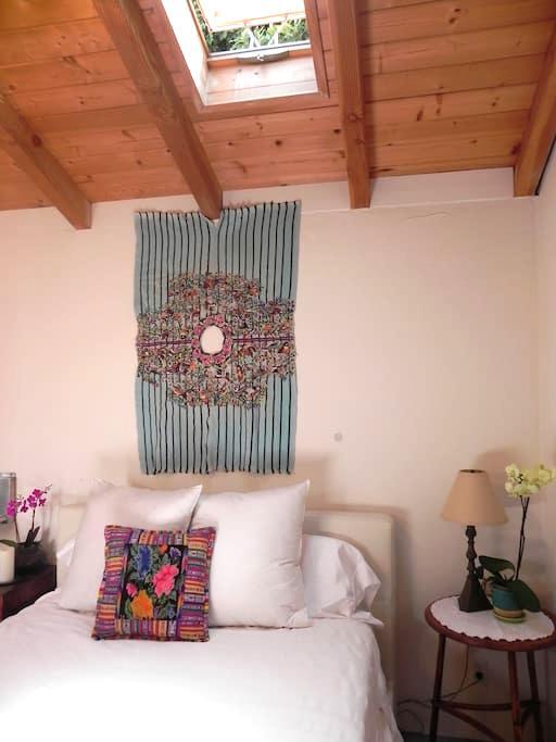Petite Retreat; Artist Studio - Montecito - Inny